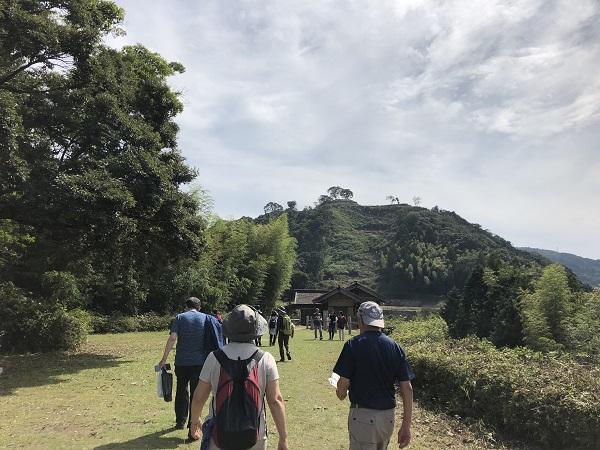 月山戸田城