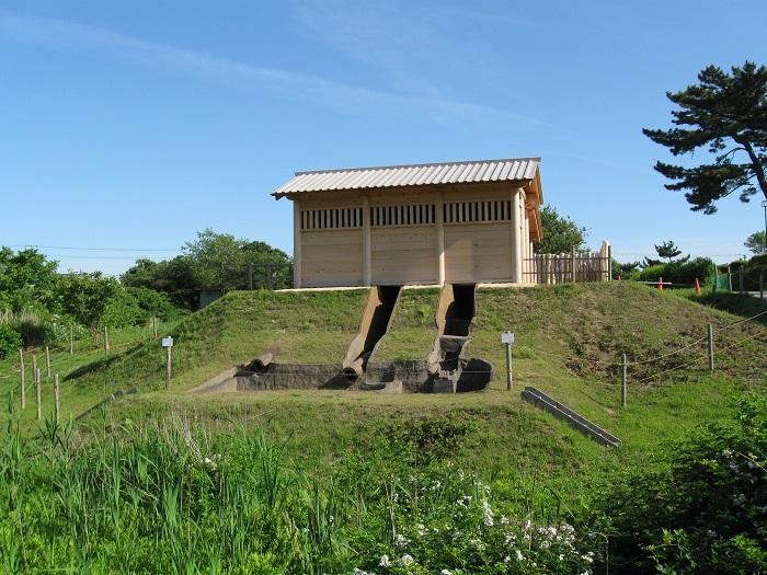 古代トイレ