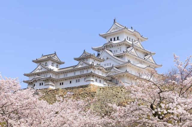 姫路城、日本初、世界文化遺産
