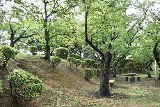 鳥取藩台場、境台場跡