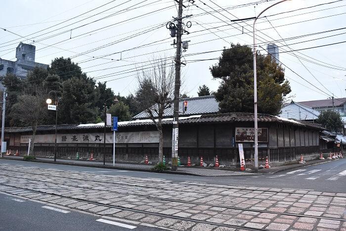 新町、熊本城