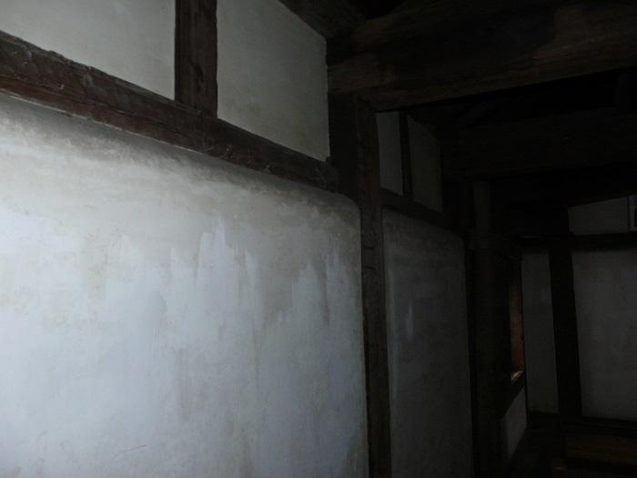 丸亀城、鉄砲玉、太鼓壁