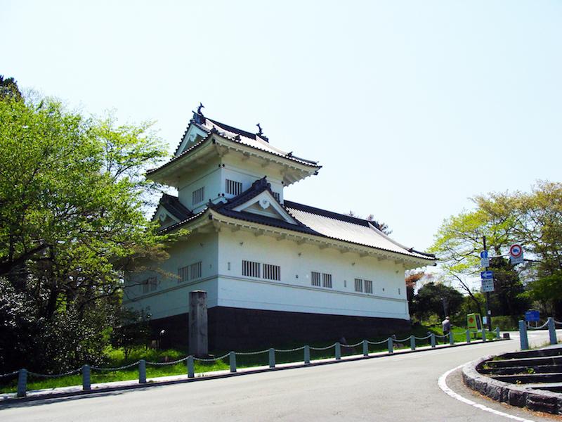 宮城県、仙台城、日本100名城
