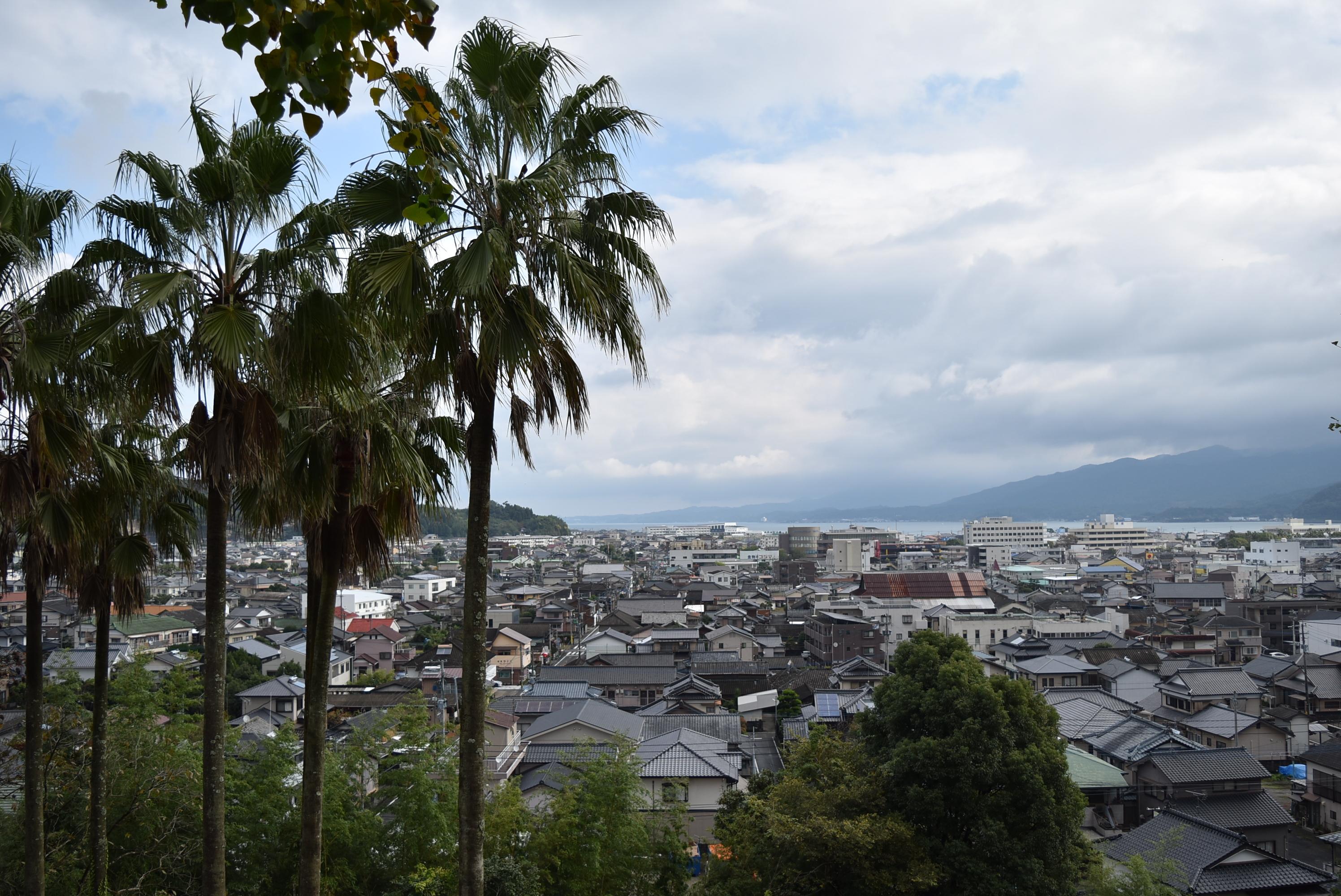 本渡城、殉教公園