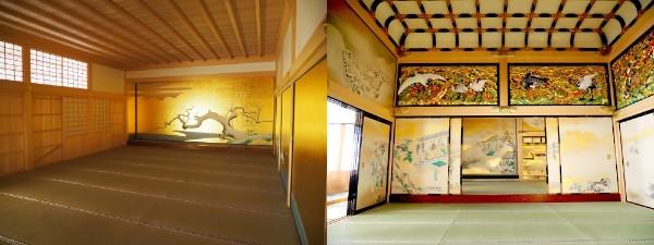 名古屋城本丸御殿、梅の間