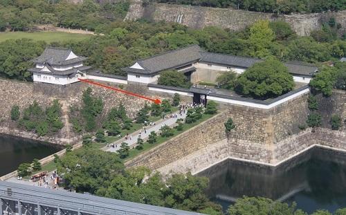 千貫櫓、大阪城