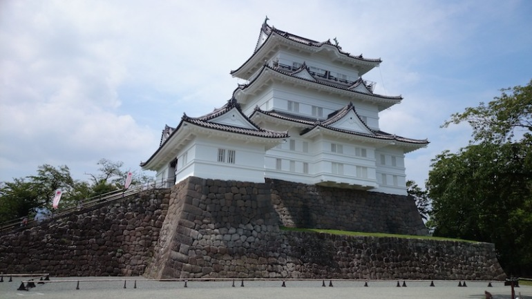 小田原城、日本100名城