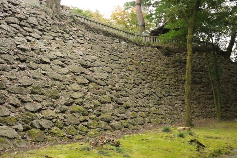 唐沢山城、栃木県
