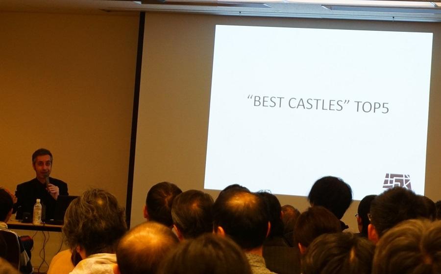 外国人からみた日本のお城の魅力