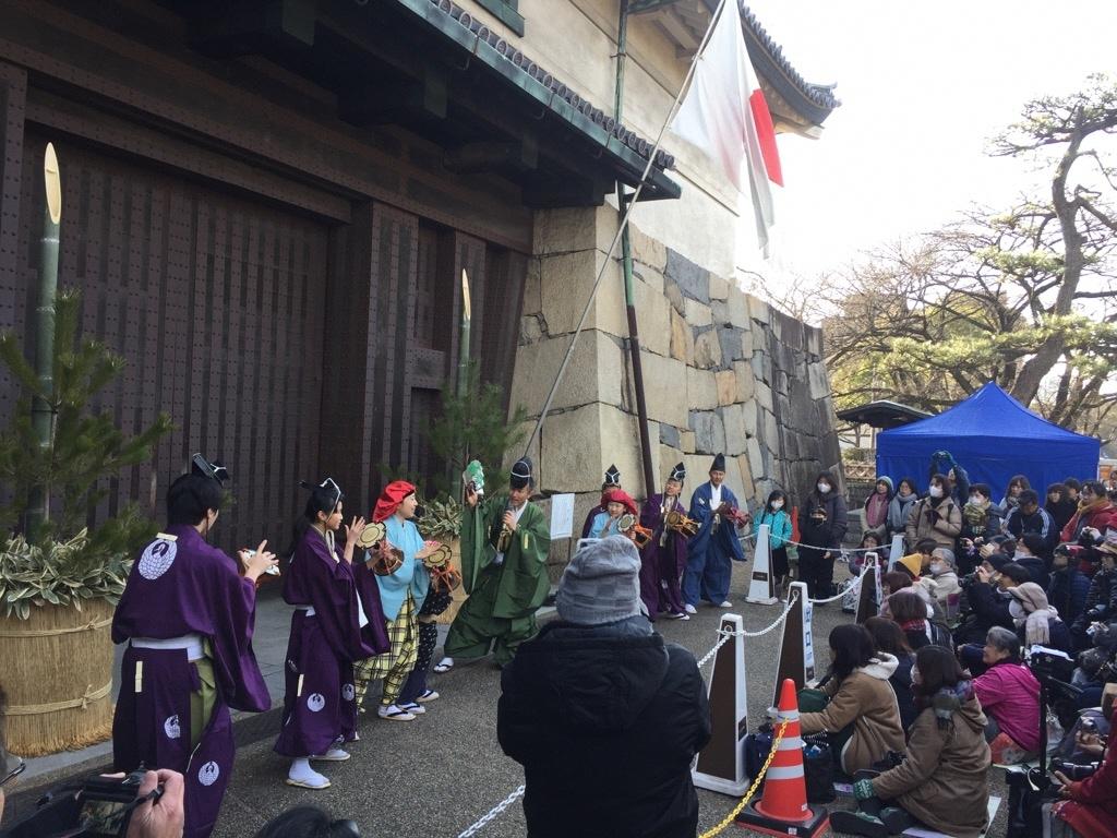 名古屋城冬祭り