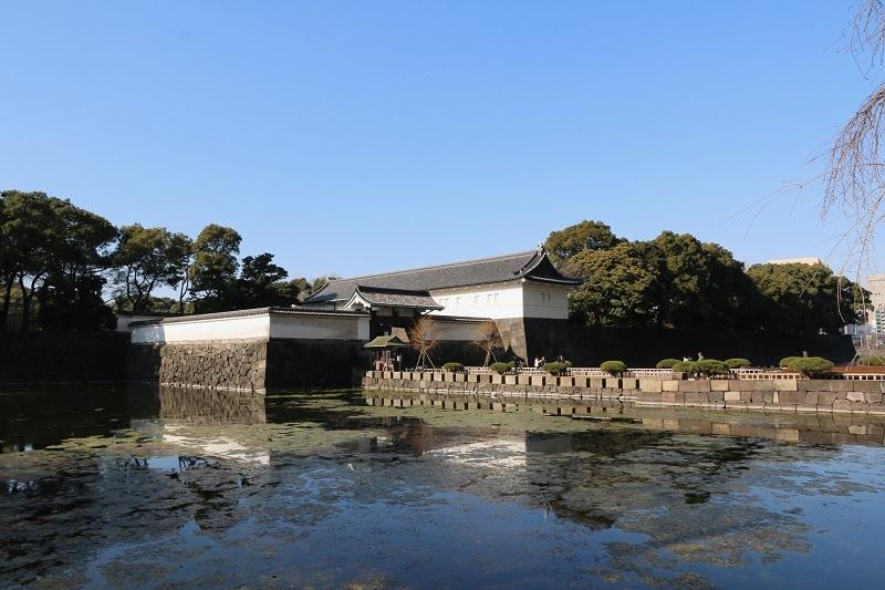 江戸城、天下普請、皇居