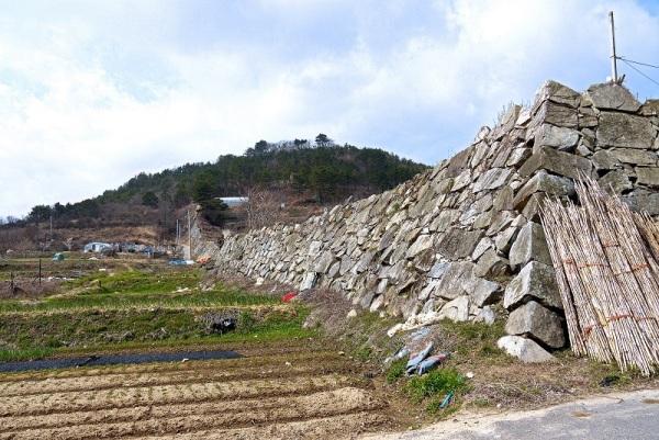 見方編4回西生浦城の登り石垣