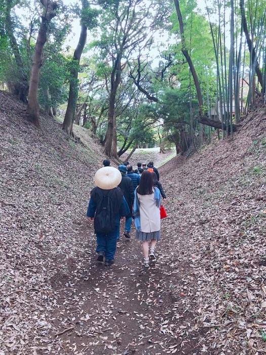 伊藤潤、城めぐりツアー