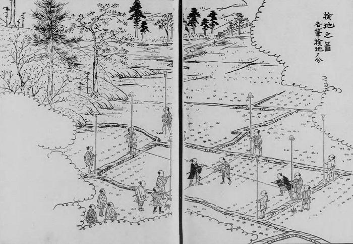 『徳川幕府県治要略』、国立国会図書館蔵