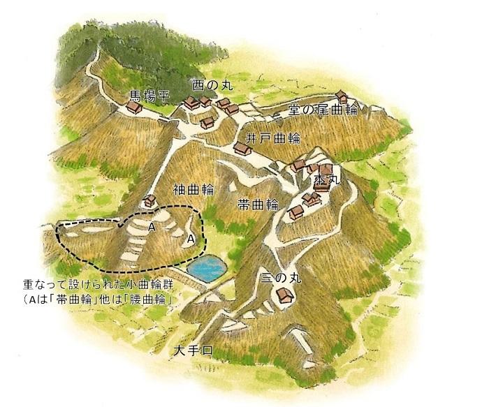 遠江高天神城