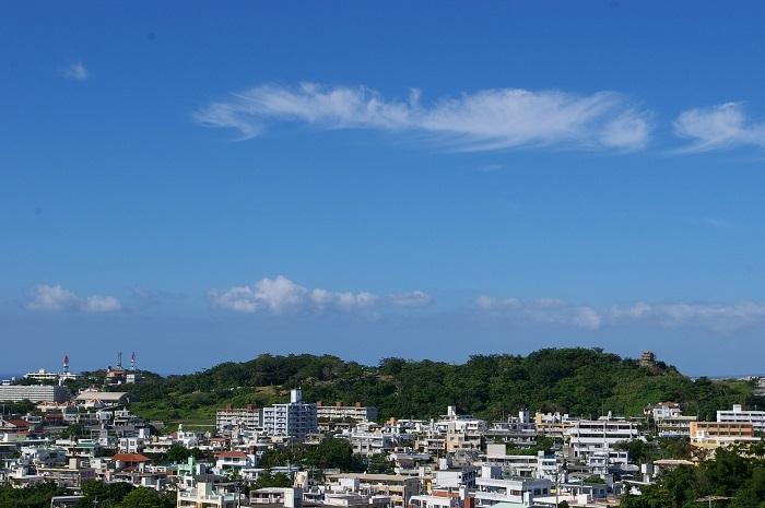 浦添城、グスク