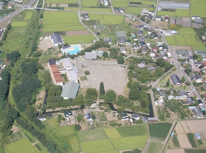 田野口陣屋、龍岡城