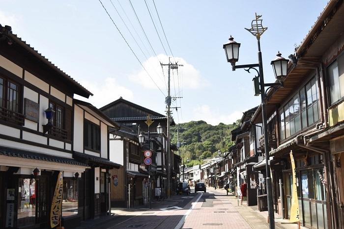 平戸、城下町