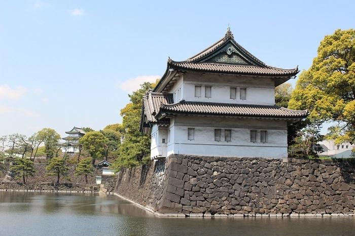 戸城桜田巽櫓、富士見櫓