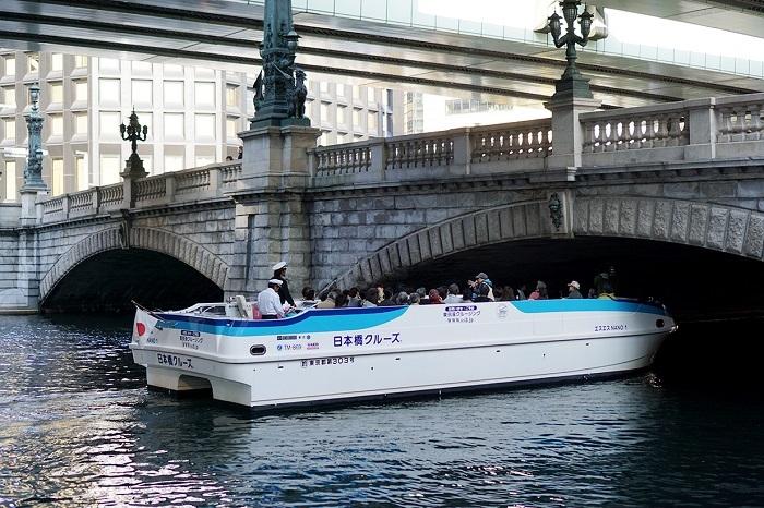 日本橋、クルーズ船、エスエスNANO1号