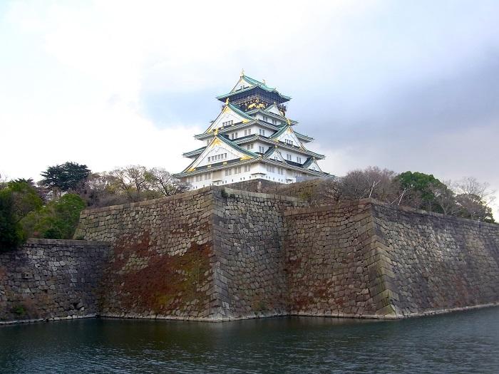 第20回 大阪城 豊臣の城と徳川の城が共存する稀有な城] - 城びと