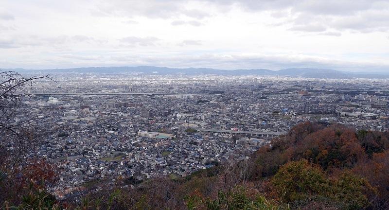 飯森山城、茨木、高槻