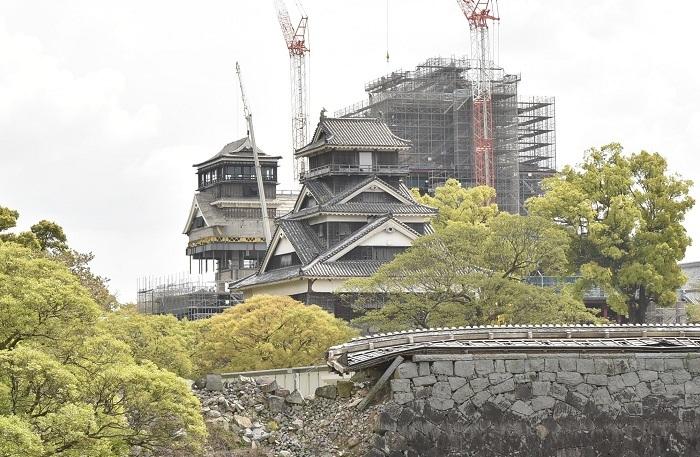 熊本城、宇土櫓