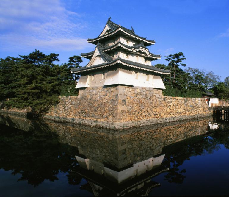 お城EXPO2019、城めぐり観光情報ゾーン、高松城