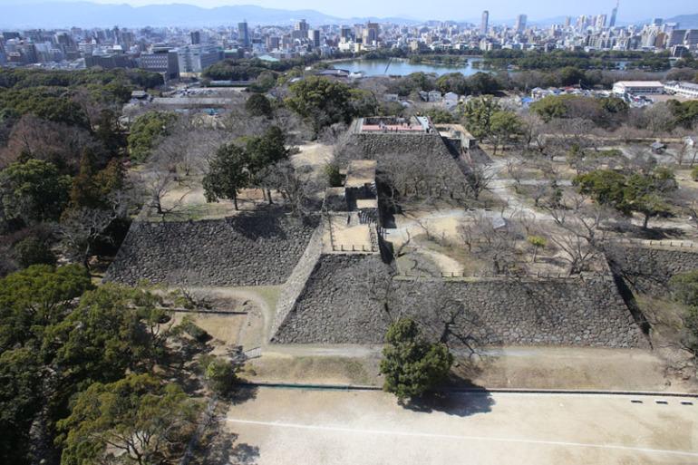 お城EXPO2019、城めぐり観光情報ゾーン、福岡城