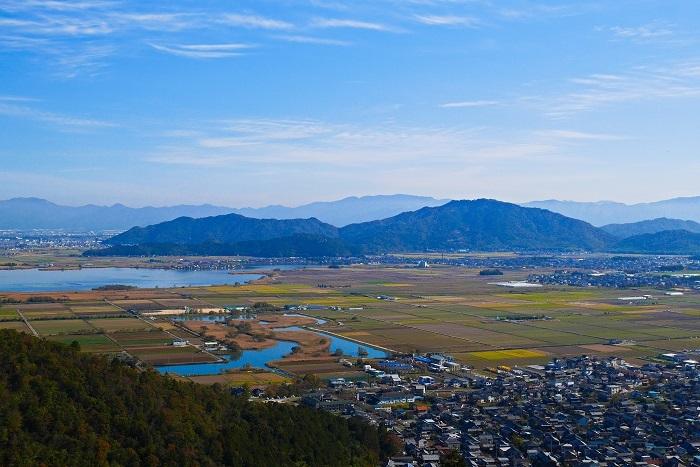 観音寺山城