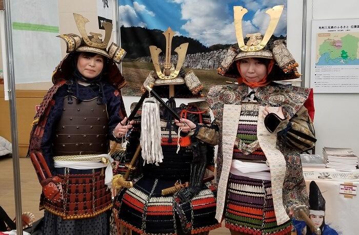 毛利元就「三矢の訓」連携協議会、お城EXPO