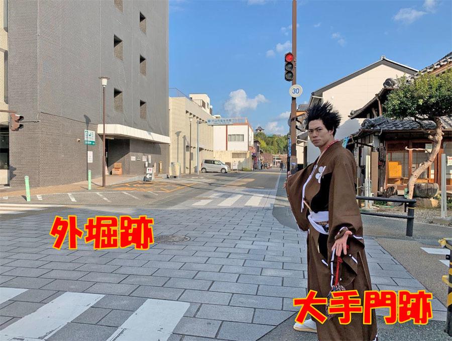 前田慶次の自腹でお城めぐり、犬山城