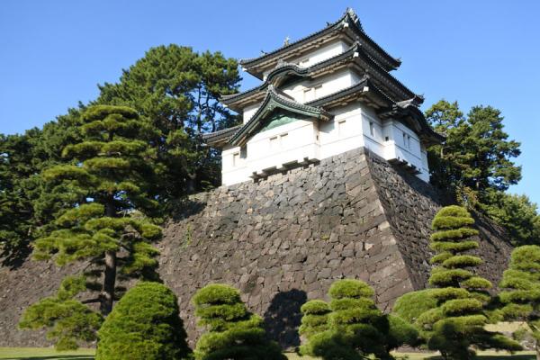 富士見櫓、江戸城