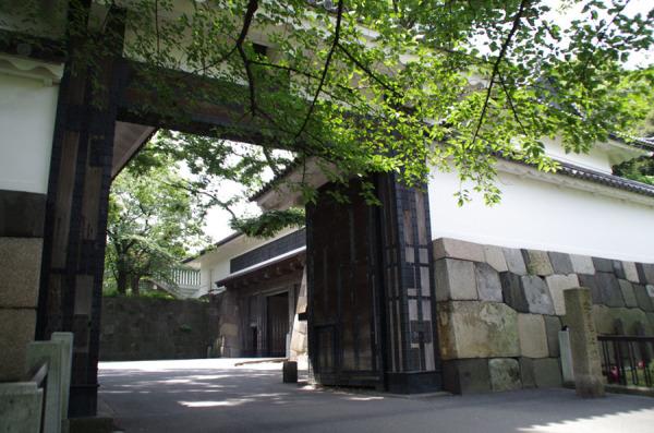 〜重要文化財に指定されている3つの枡形門