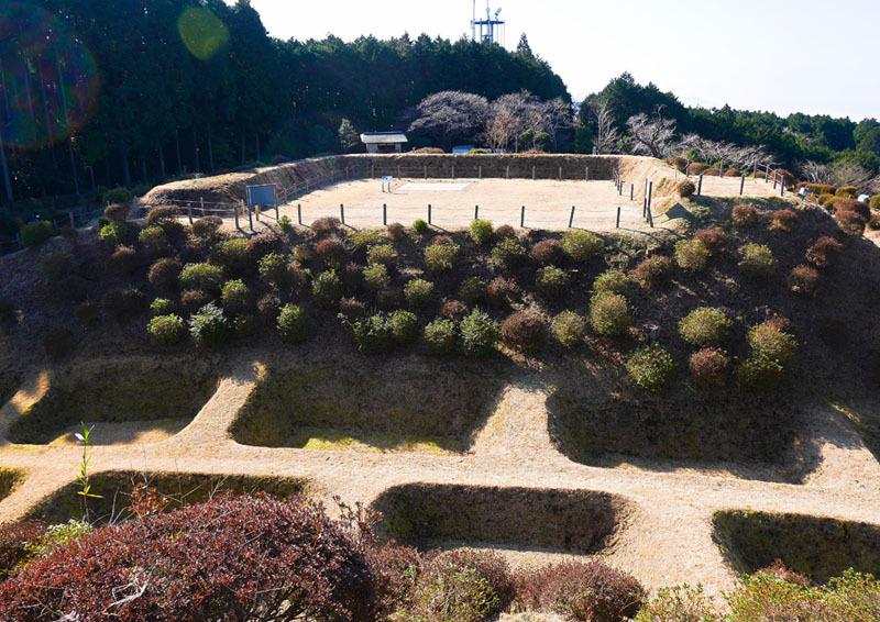 小田原城、西櫓