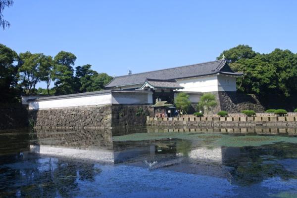 江戸城大手門