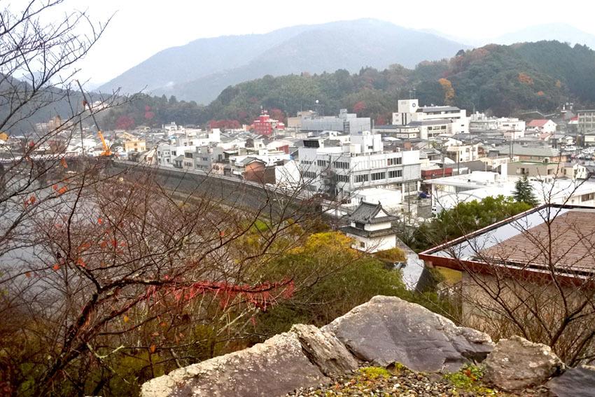 大洲城、苧綿櫓