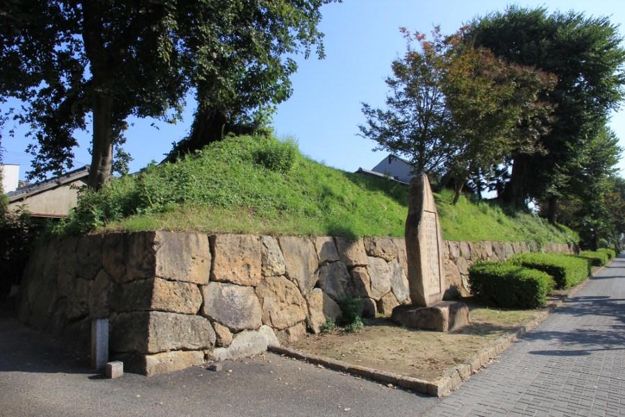 姫路城、惣構