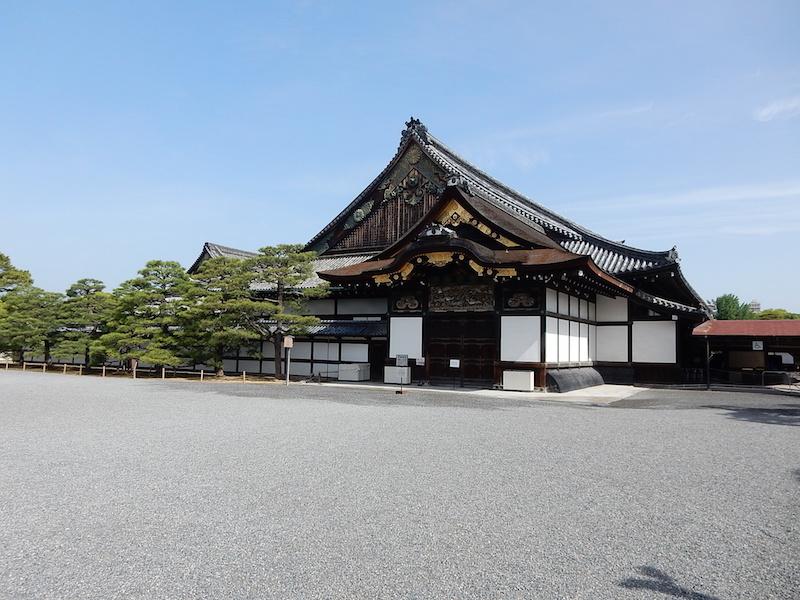 日本最強の城、二条城