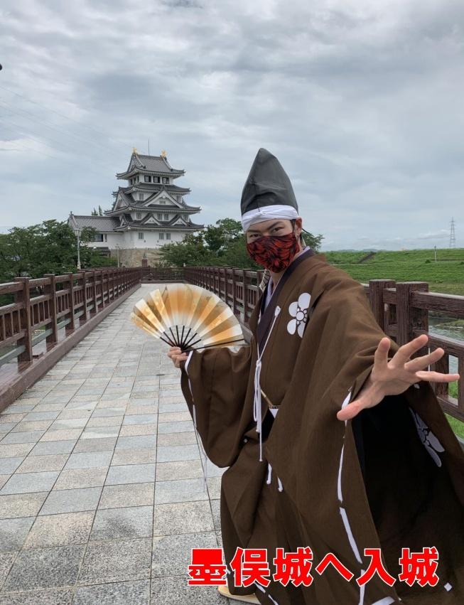 前田慶次、墨俣城