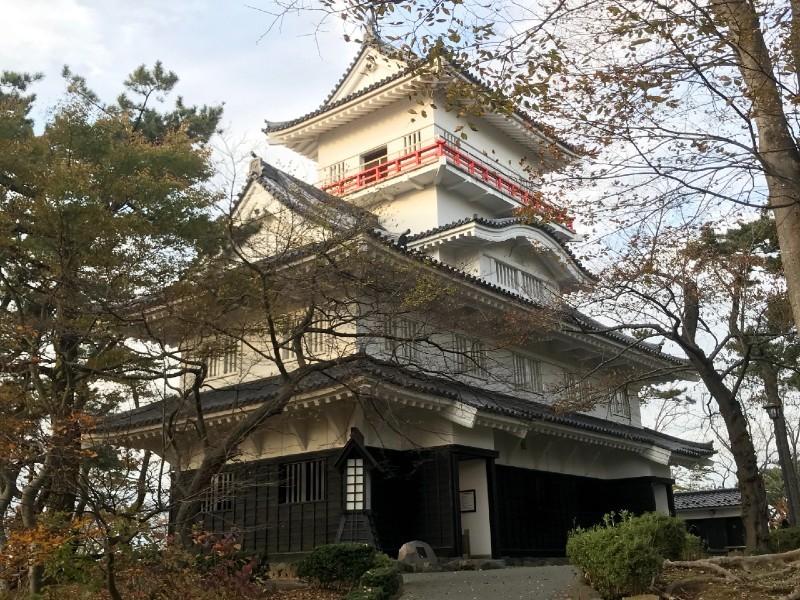 久保田城、御隅櫓