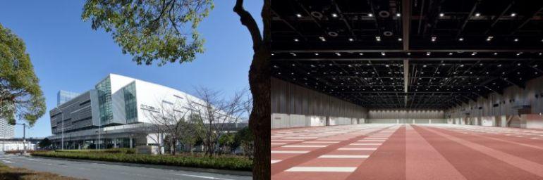 お城EXPO、横浜パシフィコノース