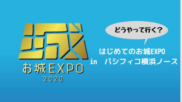 徹底ガイド3 初めてのお城expo