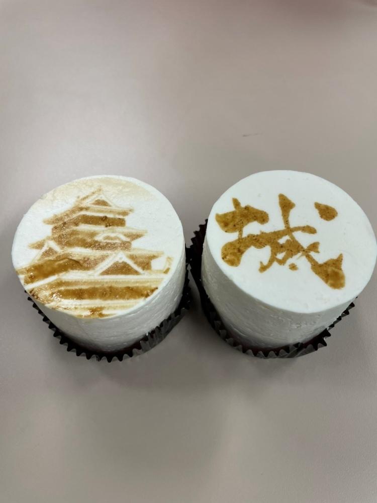 特製お城ケーキ