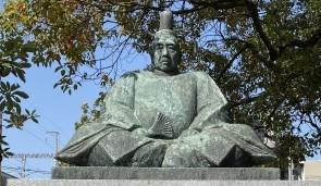 小早川隆景像
