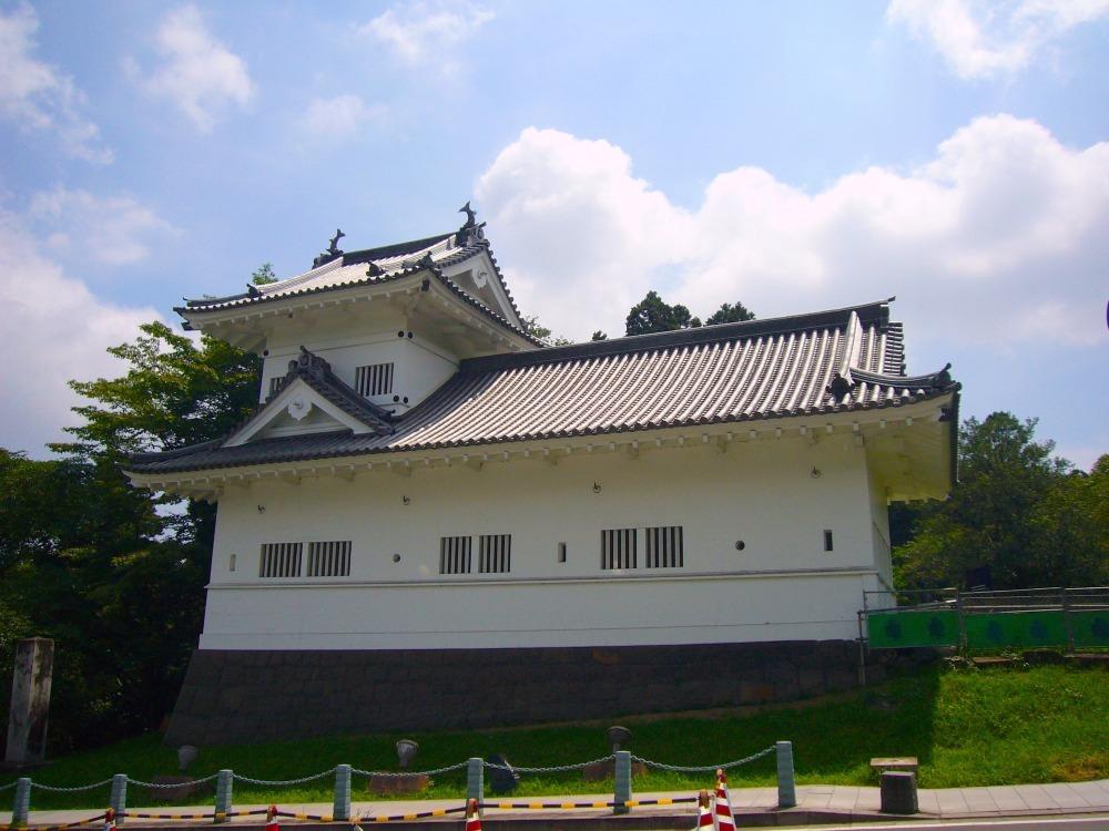 仙台城、脇櫓