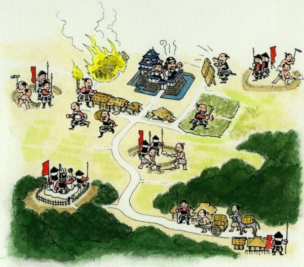 第106回【武将】武田信玄がトンネルを掘ってお城を落としたって本当?