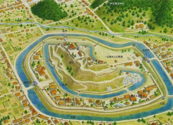 お城がっこう:歴史編 34回 河野氏と湯築城