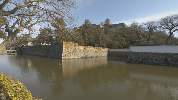 藤波辰爾の歴史探訪、丸亀城