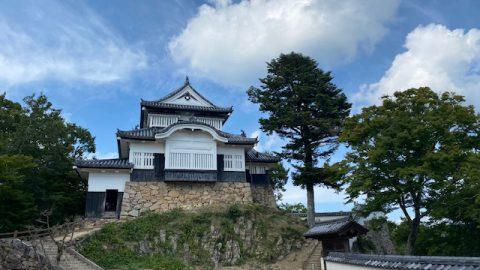 藤波辰爾の歴史探訪、備中松山城